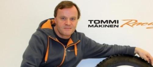 Tommi Makkinen cuatro veces campeón mundial