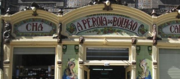 A Pérola do Bolhão fundada em 1917.