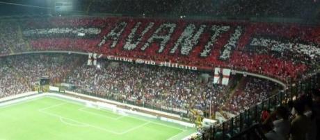 Il nuovo stadio del Milan.