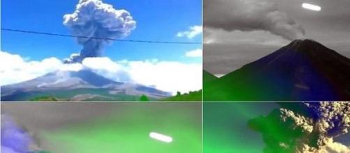 Avvistamenti UFO e i misteri dei vulcani