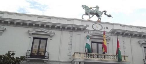 Ayuntamiento de Granada. Autor: Elliot Brown