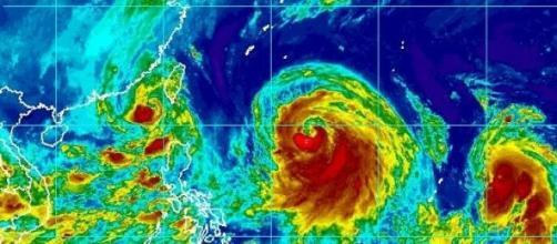 Carrusel de tifones: Linfa, Chan-hom y Nangka