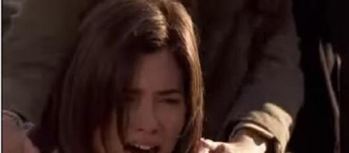 Maria è disperata per Esperanza