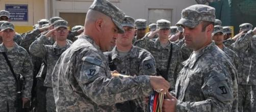 The US Army is set to lose 40,000 personnel