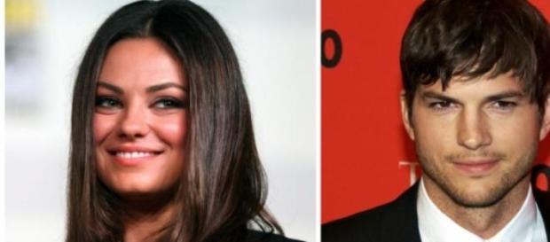 Ashton Kutcher y Mila Kunis se casaron