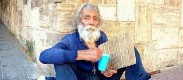La povertà è in aumento in Grecia