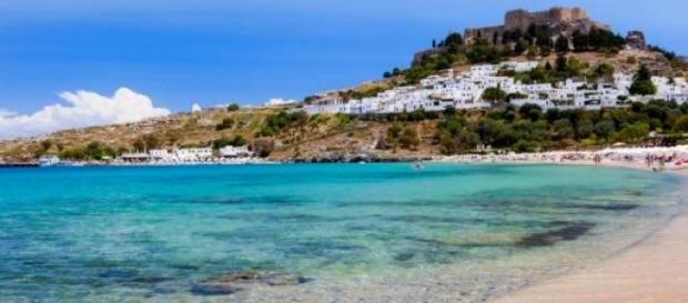 Rodi, isola nel mediterraneo