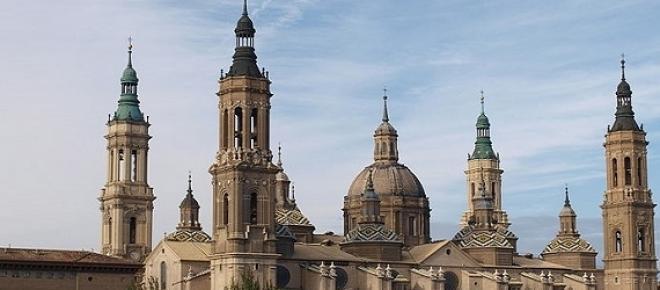 Récord histórico de temperatura en Zaragoza y Lleida por la ola de calor