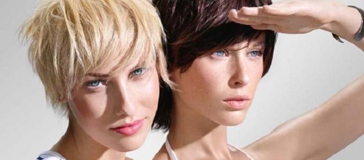Tagli di capelli corti o medi