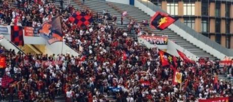 Genoani in trasferta al Mapei Stadium