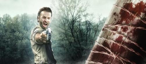 Anticipazioni The Walking Dead 6, Rick vs Lucille