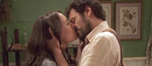 Aurora e Conrado, Il Segreto terza stagione.