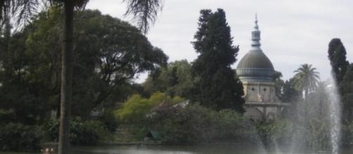 El Zoo de Buenos AIres, escenario de la película