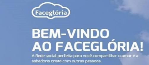 Faceglória é acusado de copiar Facebook