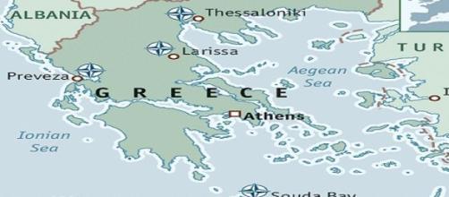 Le quattro basi NATO in Grecia