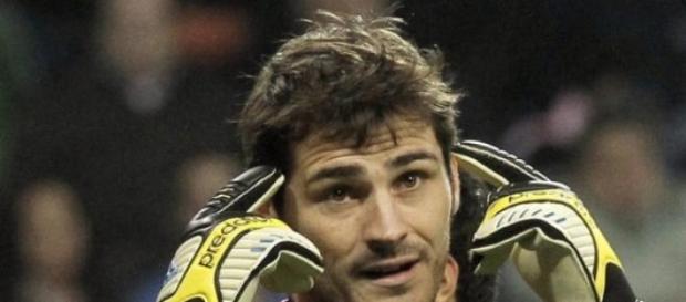 Casillas não chegou a acordo com o Real Madrid.