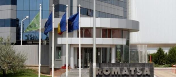 Compania aeriană Romatsa Bucureşti