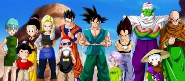 Dragon Ball regressa quase vinte anos depois.