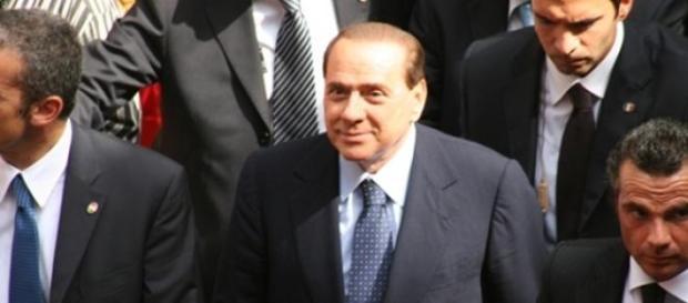 Silvio Berlusconi nel 2008 era all'opposizione.