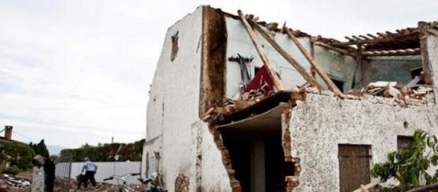 Tromba d'aria nel Veneto: 1 morto e 72 feriti