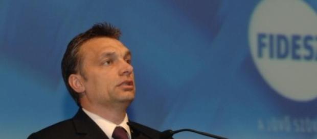 Viktor Orban quer proteger a Hungria