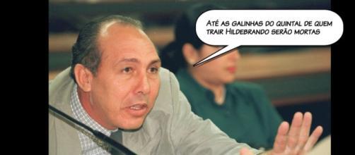 Ex-deputado Hildebrando Pascoal.Foto:FOLHAPRESS