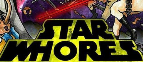 Star Whores, o segundo álbum dos Serrabulho