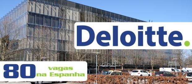 Deloitte está com vagas abertas na Espanha