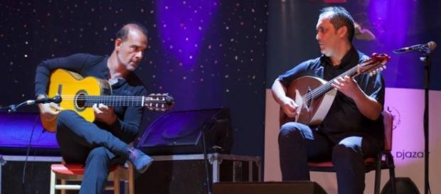 Juan Carmona et Ptit Moh en concert à Alger