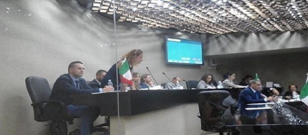 La Giunta della Regione Puglia in assemblea