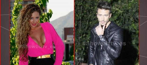 Nicole y Marco Ferri concursantes de GH VIP