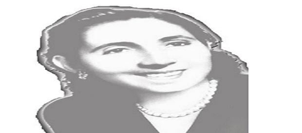 Poetisa Ermelinda Díaz. (Municipalidad de Quilpué)
