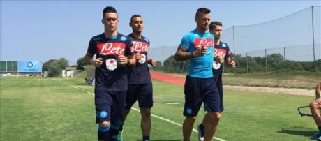 Il Napoli punta tutto su Nikola Masksimovic.
