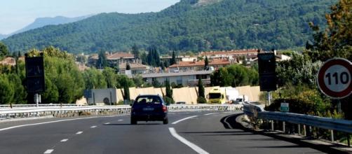 Casal passou Aix-en-Provence sem notar a ausência