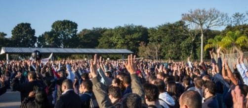 greve na GM. foto agencia brasil