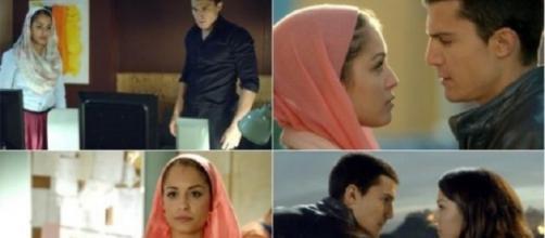 I protagonisti de Il principe: Morey e Fatima.