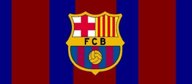 Barcelona FC disputando mais um título em 2015.