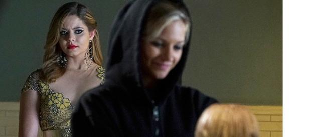 CeCe Drake und Alison sind Geschwister.