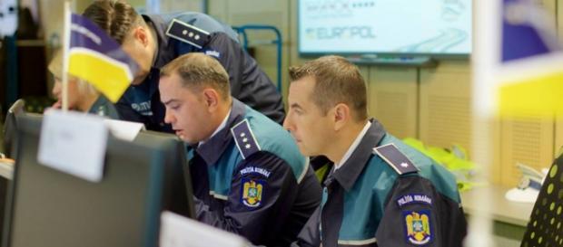 Poliția română în acțiune internațională
