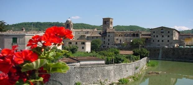 Sant'Angelo in Vado, paese in cui abitava Ismaele