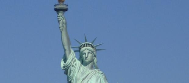 Statua Wolności w Nowym Jorku jako Doda
