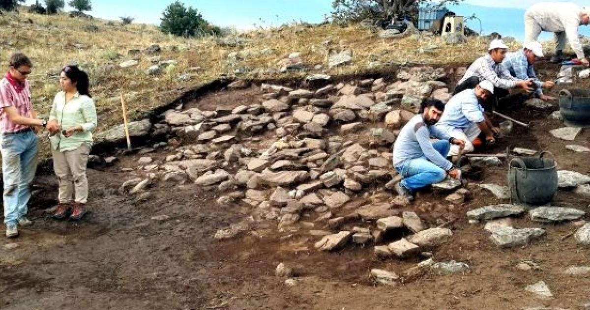 Encuentran una gran fortaleza de la Edad del Bronce que pudo eclipsar a la misma Troya