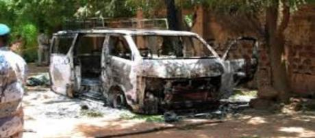 Hôtel Byblos, prise d'otages, 8 août 2015, Mali