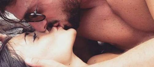 Amedeo Andreozzi e Alessia Messina, pace con bacio