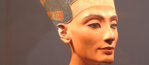¿Descubierta la tumba de Nefertiti?
