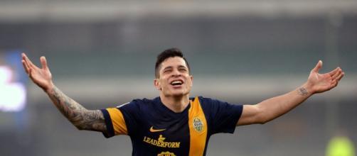 Juan Iturbe, attaccante della Roma