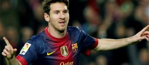 Leo Messi ha raggiunto quota 482 presenze in Liga