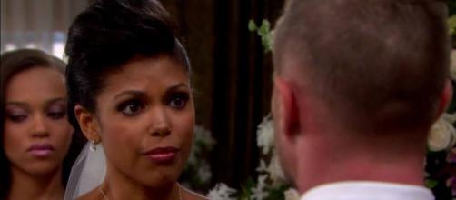 Maya interrompe le nozze con Rick
