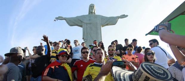 Copa do Mundo acentua visitas ao Brasil em 2014