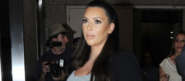 Kim Kardashian não se sente sexy.